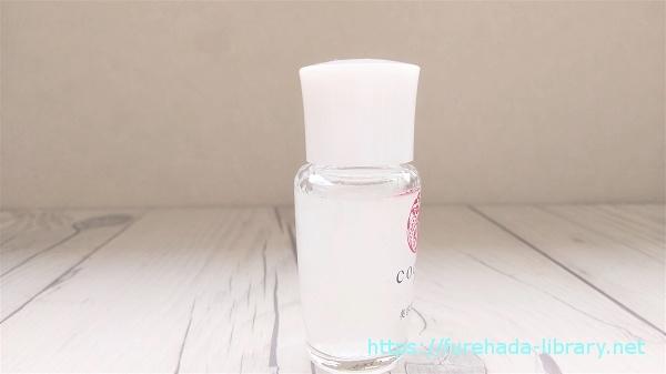 白濁した美容液オイル