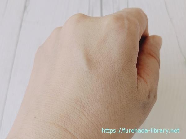 クレイクレンズ 使用後の肌